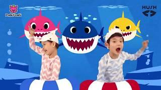 Baby Shark Bachata Remix | Sing and Dance! | Animal Songs