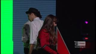 The MAMs - Finale 2012 - E cuditshme - Performanca nga Xhulia Xhima & Soni Shalci