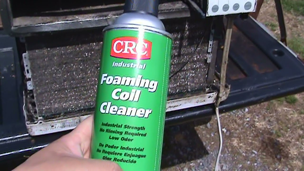 ac coil cleaner. ac coil cleaner -