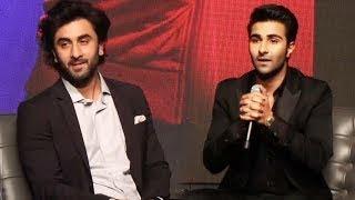 UNCUT- Ranbir Kapoor  launch YRF's fresh talents Aadar Jain & Anya Singh-Part-1   SpotboyE