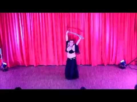 "~Akasha Shanti Gothic Sword Dance ""Dominion"" @ Portal to Walpurgis 2017 Wuppertal~"