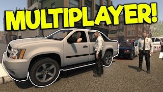Gambar cover MULTIPLAYER POLICE CHASE & FAILS! - Flashing Lights Multiplayer Gameplay - Police Sim 2018