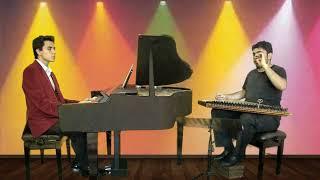 NASIL GEÇTİ HABERSİZ Makamı Şarkılar PİYANO VE KANUN Hicaz Genç Piano Türk Musikisi