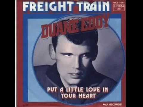 Duane Eddy - Freight Train (1970)