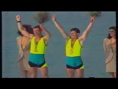 1992 Summer Olympics Barcelona _ Gold
