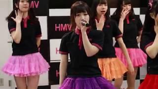 20180404 HMVプレゼンツ ライブプロマンスリーLIVE 北海道ご当地アイド...