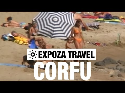 Corfu Vacation Travel Video Guide • Great Destinations