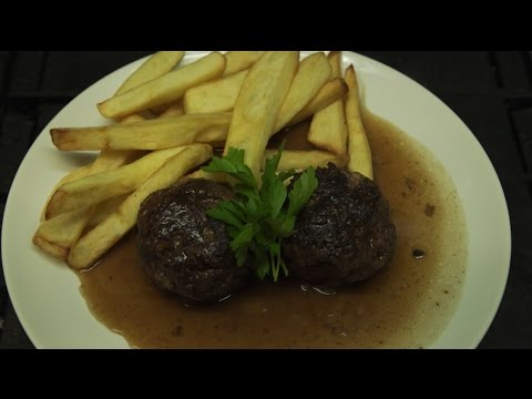 Recette : boulets à la liégeoise et frites belges - Météo à la carte