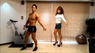 【マチョパラ】なちゅと一緒にMy sweet banana踊ってみた【パラパラ】