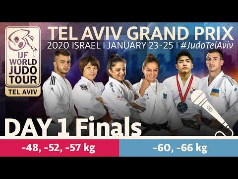 Judo Grand-Prix Tel Aviv 2020 - Day 1: Finals