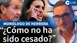 """Herrera responde a Simón tras decir que una procesión es peor que el 8M: """"Estupideces"""""""