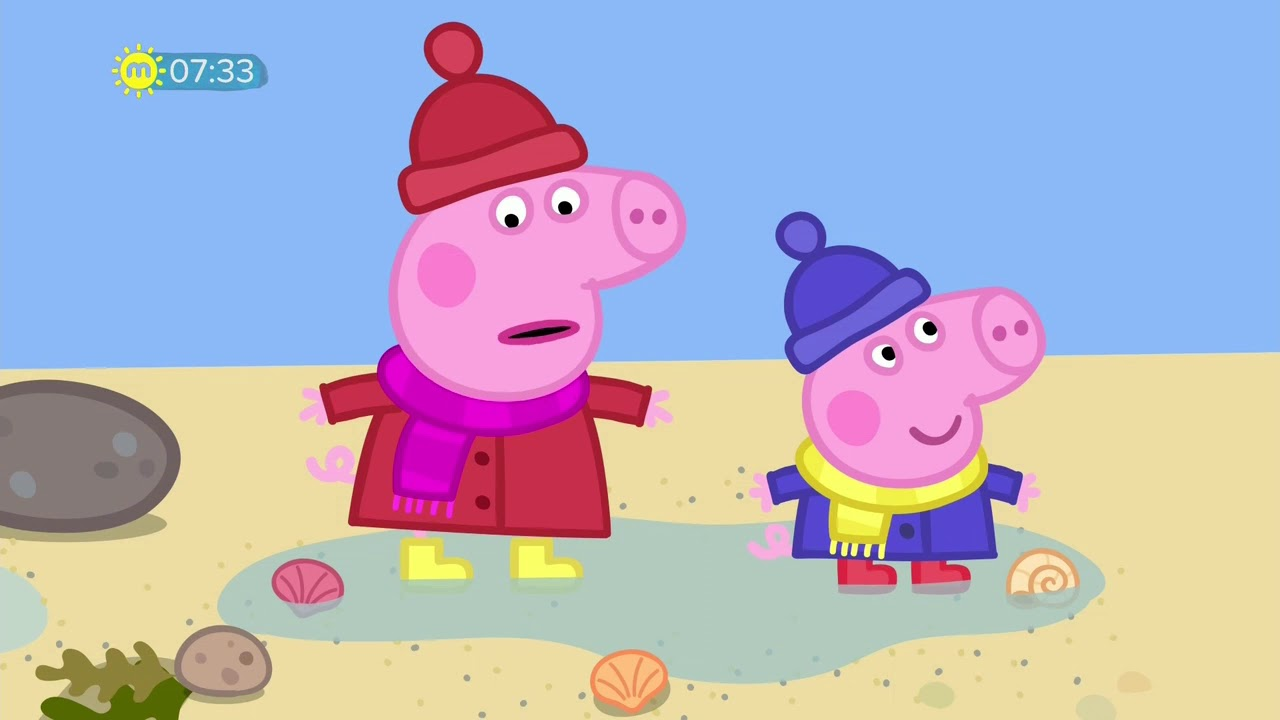 Download Peppa Pig   S06E07   Lots of Muddy Puddles