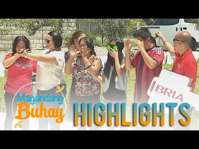 Magandang Buhay: Meet the lucky two winners of a house and lot from Magandang Buhay