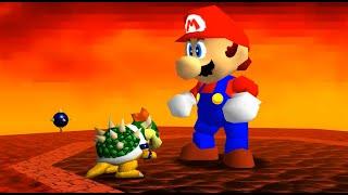 "[TAS] Super Mario 64 - ""1 Star BLJLess"" in 4'56""53 (NEW WR)"