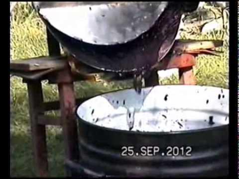 Крупорушки для зерна своими руками