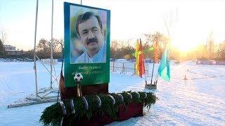 Областные открытые соревнования по зимнему мини футболу на кубок компании «ОША»