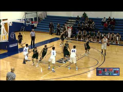 CWRU vs. Washington University (Men's Basketball - 1st Half)
