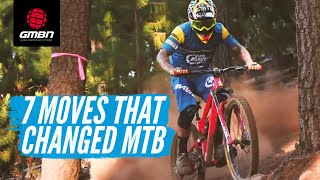 7 Techniques And Innovations That Changed Mountain Biking Forever