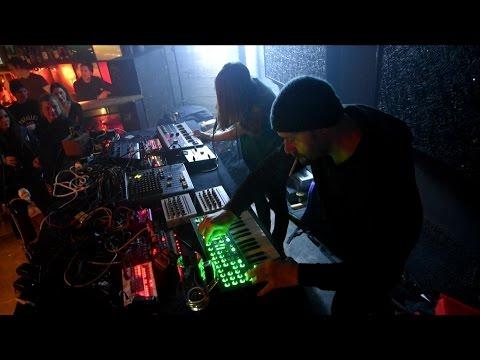 RTS.FM Berlin:  Daniela La Luz vs Yapacc improvised analog live jam 23.02.2017