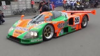 24h of le Mans LEGENDS: Porsche 917, Mazda 787B...