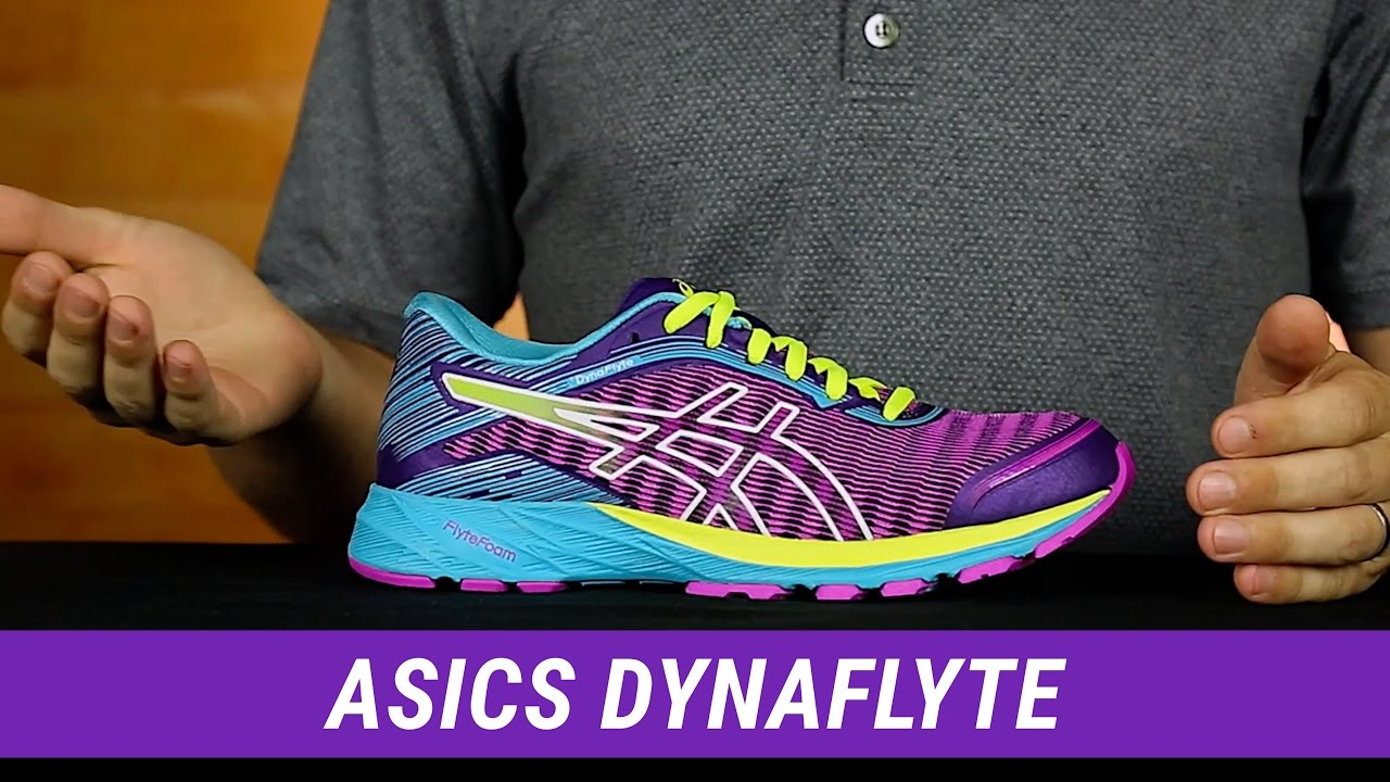 ASICS DynaFlyte | Women's Fit Expert Review