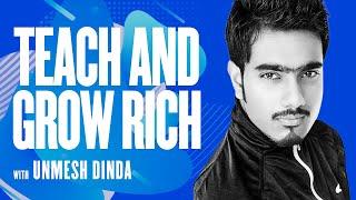 How Unmesh Dinda Got 1.5 Million Subscribers On YouTube
