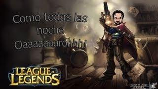 League of Legends - DIRECTO 2.0 (5-enero) - Noche de Reyes con/contra suscriptores -