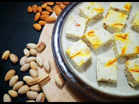 Steamed Sandesh / Bhapa Sandesh - Chef Lall's Kitchen