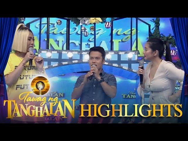Tawag ng Tanghalan: Mariel is amazed with Vice Ganda's question