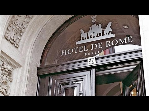 Hotel de Rome, Rocco Forte 5* - Berlin - Germany