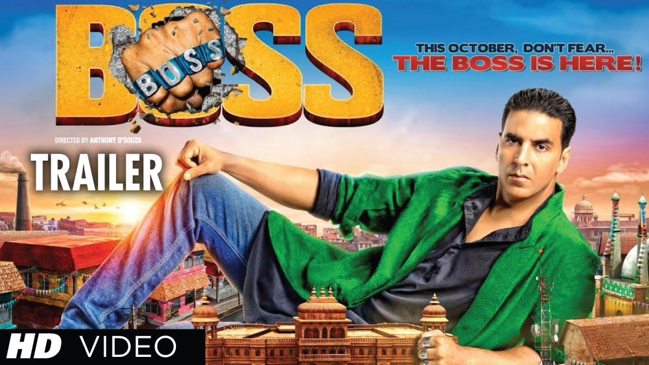 BOSS Trailer Akshay Kumar Movie 2013 (Official) | Latest ...