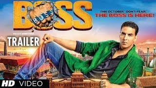 BOSS Trailer Akshay Kumar Movie 2013 (Official) | Latest Bollywood Movie