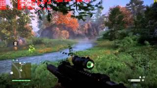 Far Cry 4 | ULTRA | GTX 970 | i5 4690K 4.7GHz | FRAME-RATE TEST [60 FPS]