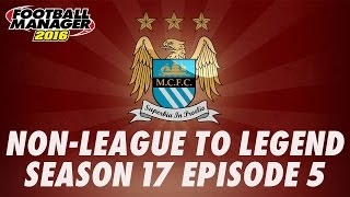 Non-League to Legend - Season 17 Episode 5 - STUTTGART - Football Manager 2016