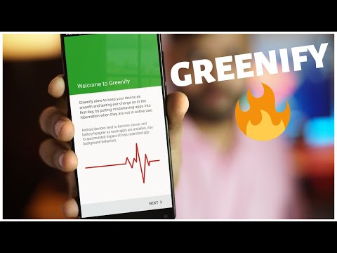 Greenify | Best App For Battery And Phone Optimizer