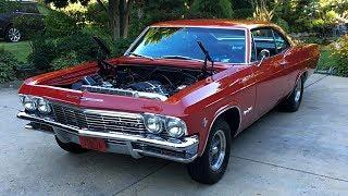 1965 Chevrolet Impala LS3 Swap Project