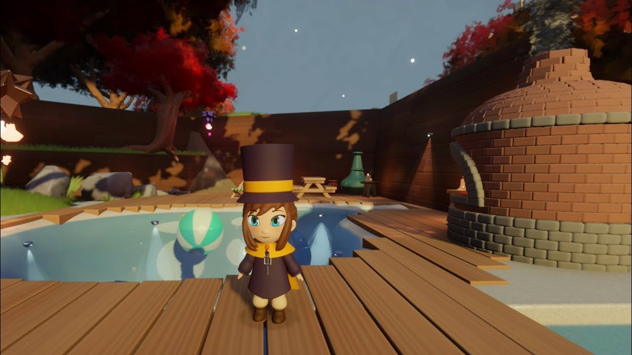 Dreams PS4: A Hat In Time + Unique Creations!