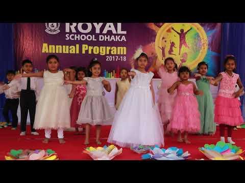 Royal School Dhaka Annual Program 2017 - We'll be all a family