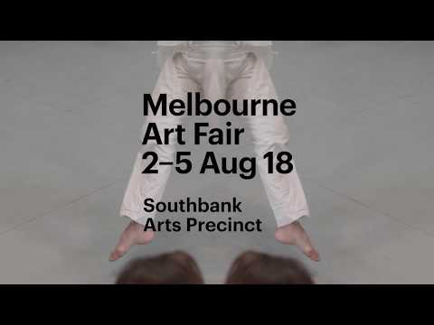 Melbourne Art Fair 2018