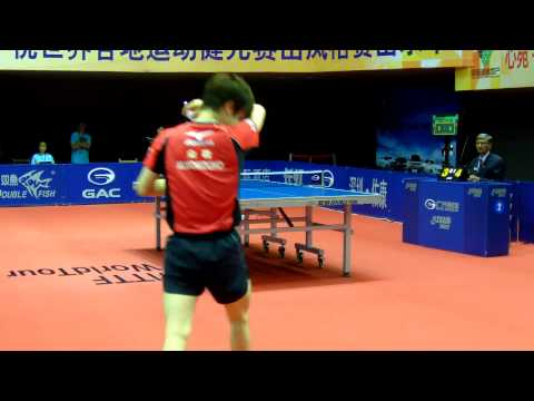 AVI-TAL Omer (PAN)  vs.  MORIZONO Masataka (JPN)  - China Open 2015