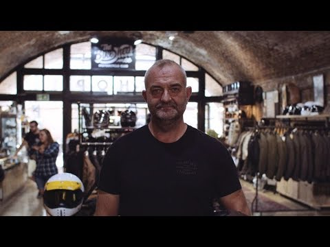 Triumph and DGR 2019 - Ride for the people you love - Richard Starkey