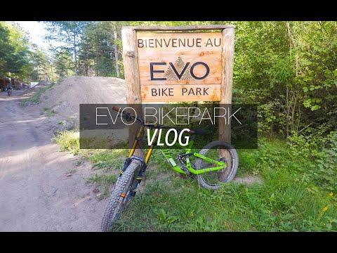 EVO Bikepark / Vlog / Edit / 2K17