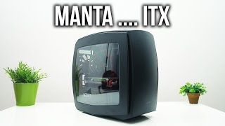 NZXT Manta Review - Is a Bigger ITX Case Better?