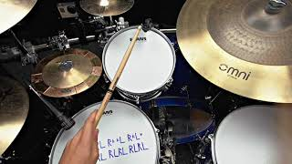 Virtual Reality Drum Lesson