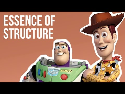 Pixar Storytelling Rules #5: Essence of Structure