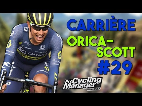 Pro Cycling Manager 2017 | Carrière Orica-Scott #29 : MAGNUS