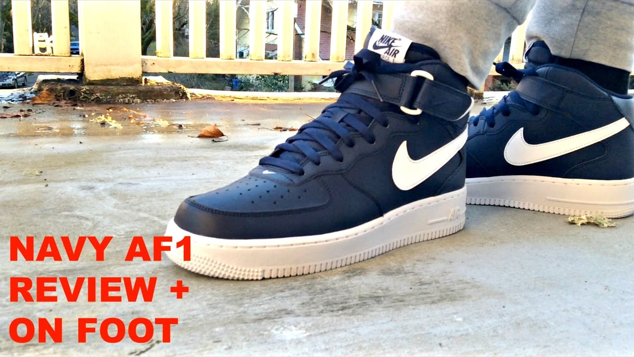 3884e1f8622 NIKE AIR FORCE 1 MID
