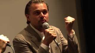 Leonardo DiCaprio On Working With Martin Scorsese, The Wolf Of Wall Street