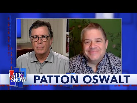 """Patton Oswalt On How It Felt To Make The Docuseries """"I'll Be Gone in the Dark"""""""