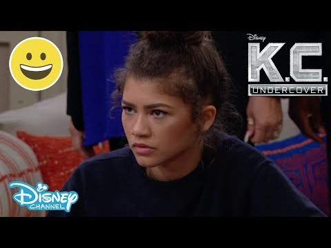 K.C. Undercover | Judy's Voice In Disguise